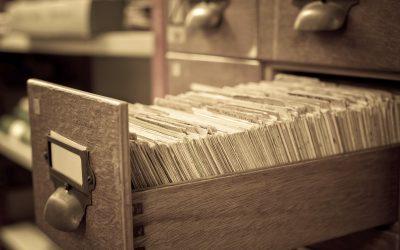 Archives des mémoires de 1987 à 2002