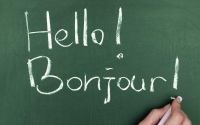 Réflexion sur l'apprentissage des langues étrangères