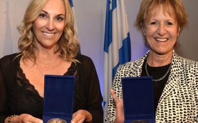Remise des médailles René-Chaloult